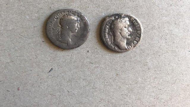 У аеропорту «Львів» вилучили монети ймовірно періоду Древнього Риму