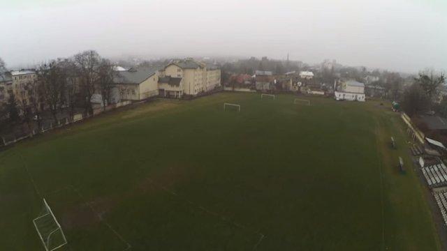 ФК «Карпати» реконструює львівський стадіон «Прогрес»