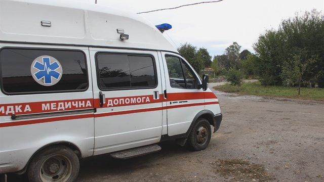 Дворічна дитина з Старосамбірщини впала в каструлю з окропом