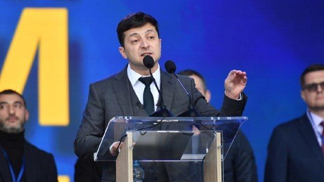 Володимир Зеленський звинуватив ЦВК у затягуванні оголошення результатів виборів