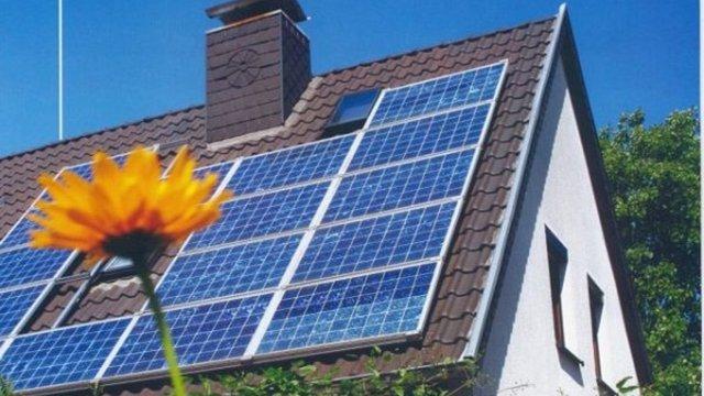 Українцям заборонили будувати малі сонячні електростанції на землі