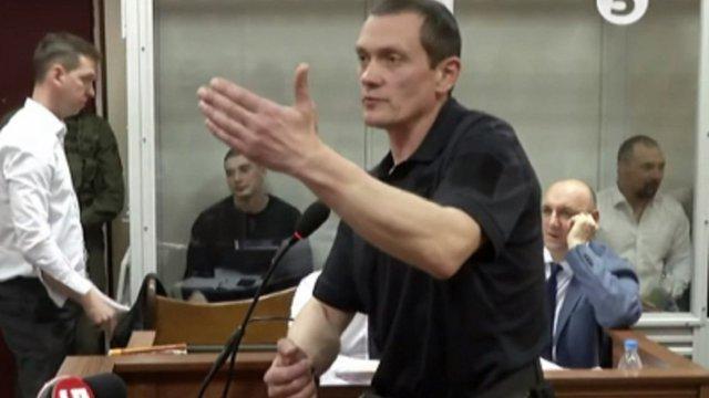 Екс-керівник спецпідрозділу «Омега» дав свідчення у справі розстрілів на Майдані
