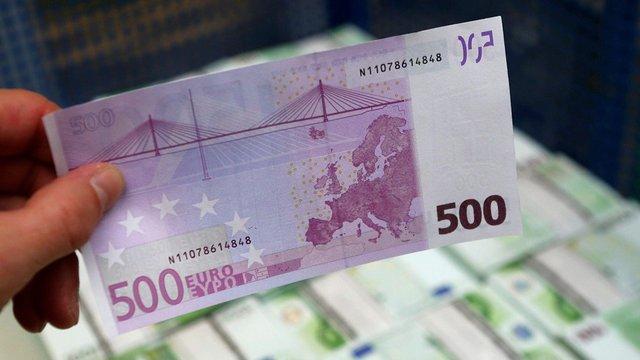 ЄС остаточно припинив випуск банкнот номіналом 500 євро