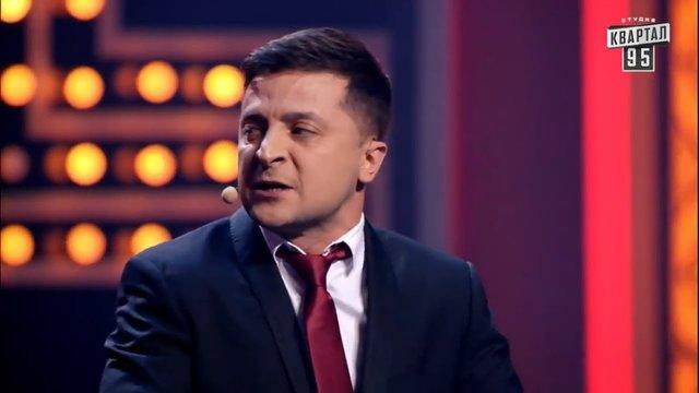 ПЦУ пробачила Зеленському жарт про томос, – Філарет