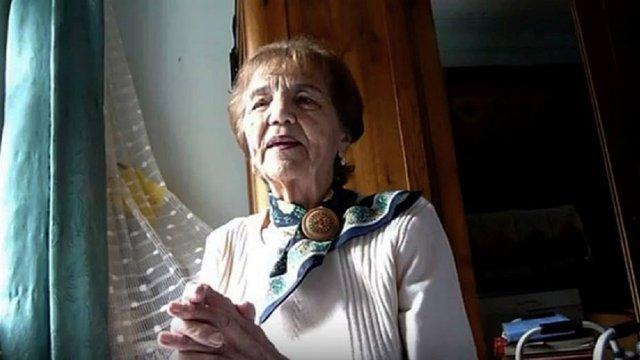 На 90-му році життя померла учасниця відомого львівського тріо «Сестри Байко» Даниїла Байко