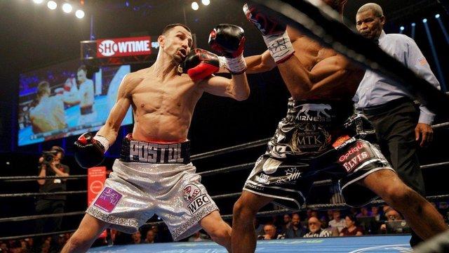 Український боксер переміг у бою за статус претендента на пояс чемпіона світу