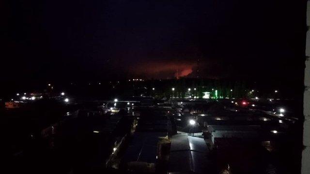 На Рівненській АЕС через пожежу на трансформаторі відключився третій енергоблок