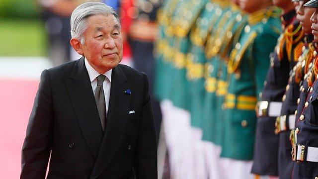 Імператор Японії вперше за 200 років зрікся престолу