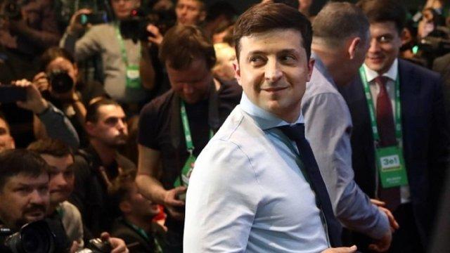 Зеленський оголосив конкурс на посаду речника президента України