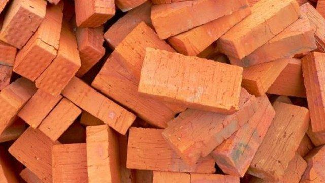 28-річний мешканець Жовкви за місяць вкрав майже 16 тис. цеглин