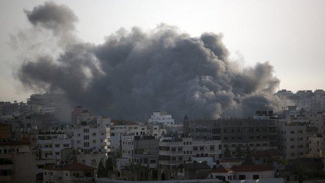 Ізраїль і бойовики ХАМАС дійшли згоди щодо припинення вогню