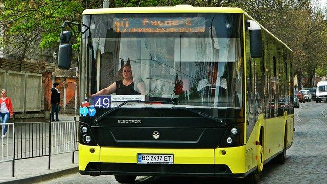 Львівська мерія оголосила конкурс на 14 автобусних маршрутів