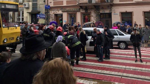 32-річна водійка на смерть збила пенсіонера на пішохідному переході у Львові