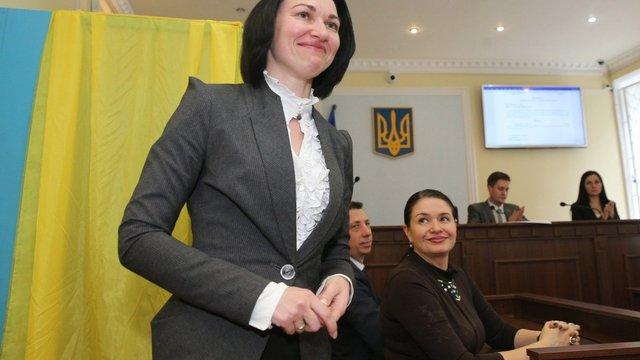 Головою Вищого антикорупційного суду стала харків'янка Олена Танасевич