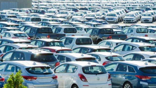Розмитнені авто з пробігом зайняли 77% ринку легкових автомобілів у квітні