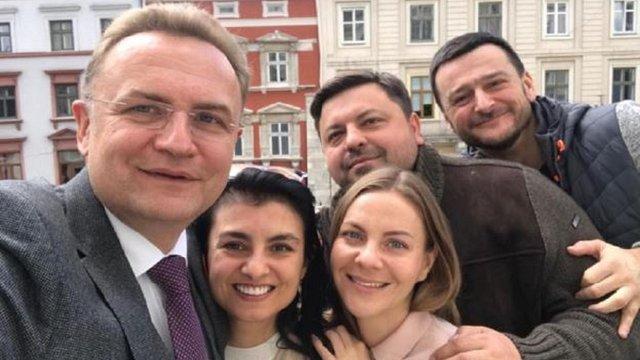 П'ятеро депутатів Верховної Ради заявили про вихід з партії «Самопоміч»