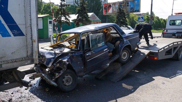 У Києві сталась смертельна ДТП, загинули двоє військових
