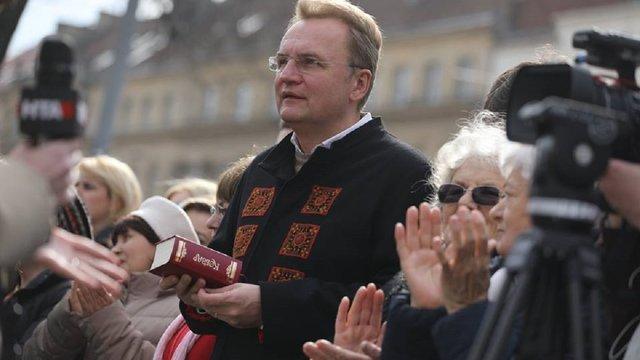 Андрій Садовий заявив про готовність стати прем'єр-міністром