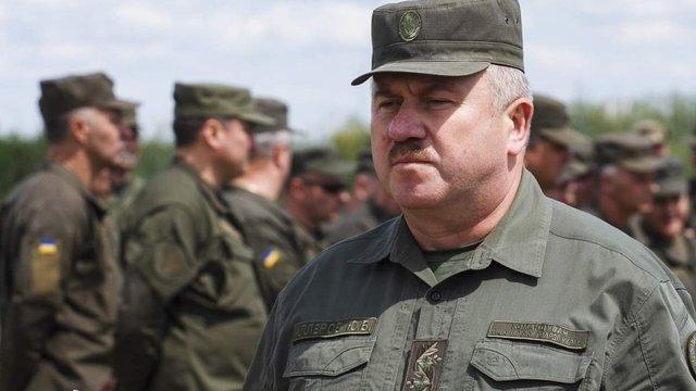 Детективи НАБУ затримали екс-командувача Нацгвардії Юрія Алерова