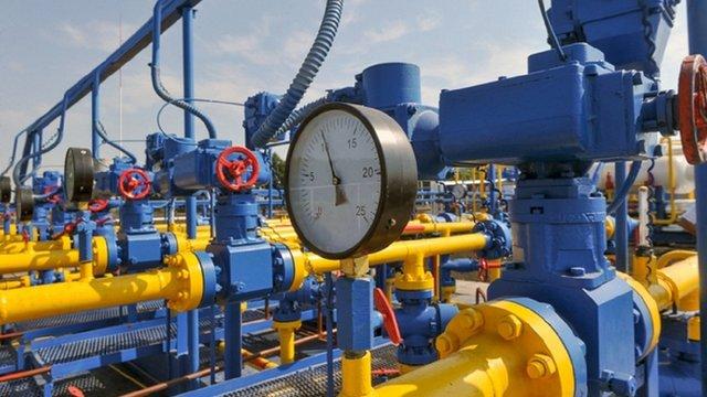 З 1 травня в кожній області України діє свій тариф на доставку газу
