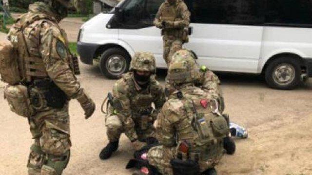 Поліцейські затримали трьох наркоторговців у Стрию