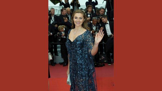 Сукня львівської дизайнерки з'явилась на червоній доріжці Каннського фестивалю