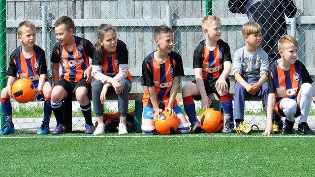 Майже Ліга Чемпіонів: як у Добротворі та в Бурштині навчають юних футболістів