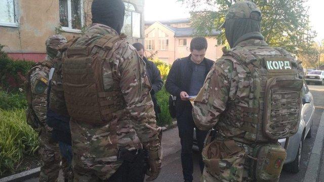 Спецпідрозділ поліції КОРД затримав у Львові групу наркоторговців