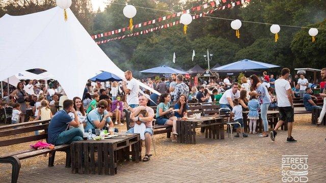 Львів'ян запрошують спробувати морські делікатеси на фестивалі вуличної їжі