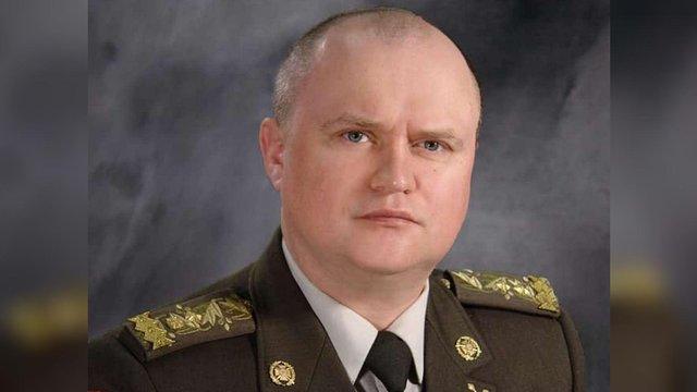 Президент звільнив Павла Демчину з посади першого заступника голови СБУ