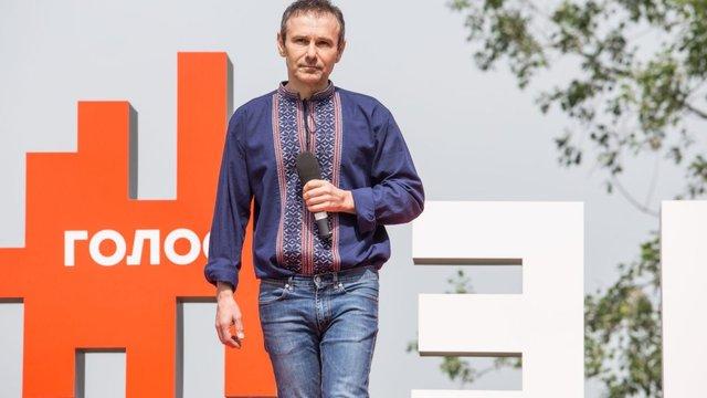 Вакарчук заявив, що у його партії не буде депутатів нинішнього скликання
