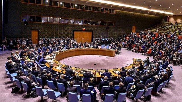 Рада безпеки ООН не підтримала вимогу Росії обговорити український мовний закон
