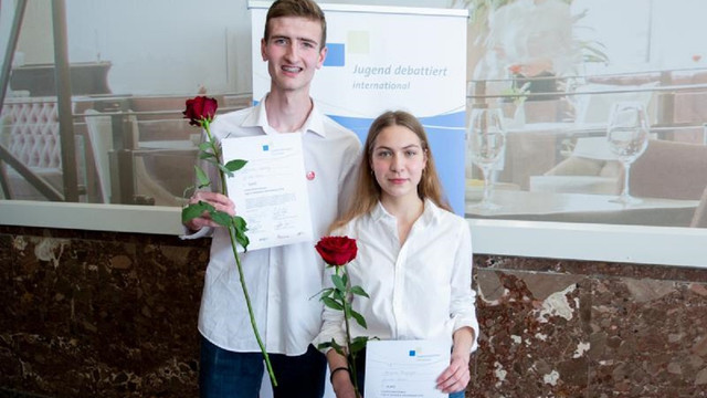 Львівський школяр представить Україну на міжнародному конкурсі у Будапешті