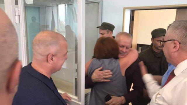 Суд випустив з-під варти екс-начальника Генштабу ЗСУ Володимира Заману