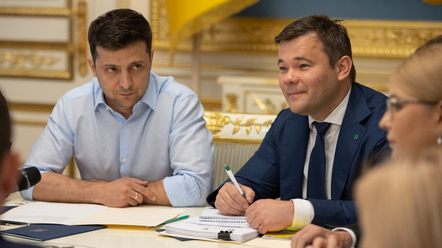 Проти президента України подали позови через призначення голови адміністрації