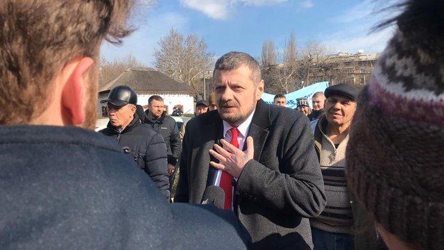 Нардеп Ігор Мосійчук вийшов з «Радикальної партії»
