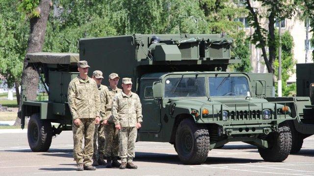 Україна отримала від США чергову партію сучасного озброєння