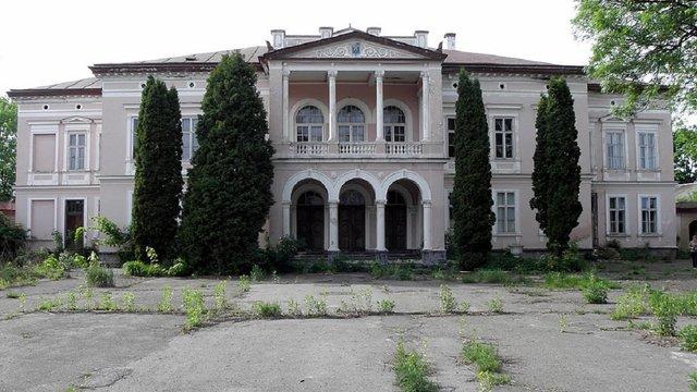 У Буську проведуть фестиваль задля порятунку палацу Бадені