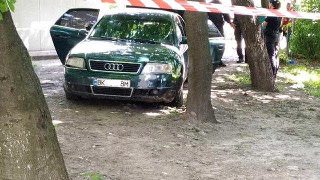 Львівські патрульні затримали водія без прав, який втікав від поліції