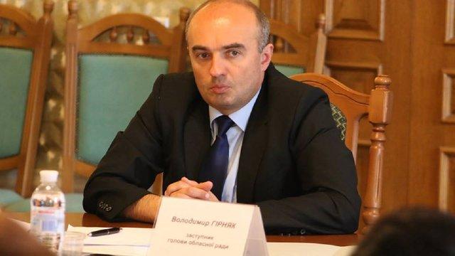 Голову Львівської облради звинуватив у стеженні за підлеглими його заступник