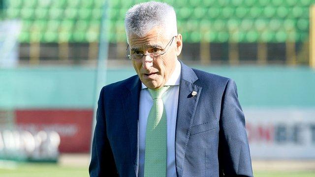 Тренер «Карпат» Фабрі Гонсалес подав у відставку