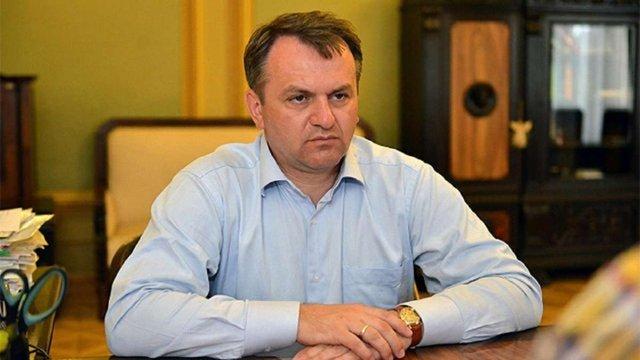 Адміністрація президента не отримала заяву на звільнення голови ЛОДА