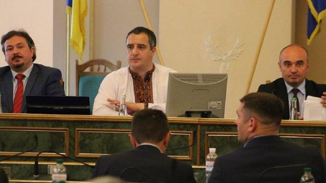 Депутати Львівської облради закликали Зеленського офіційно відмовитись від російської мови