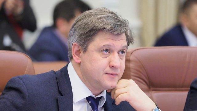 Екс-міністр фінансів Олександр Данилюк став секретарем РНБО