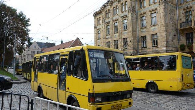 Під час канікул львівські школярі платитимуть повну вартість проїзду у маршрутках