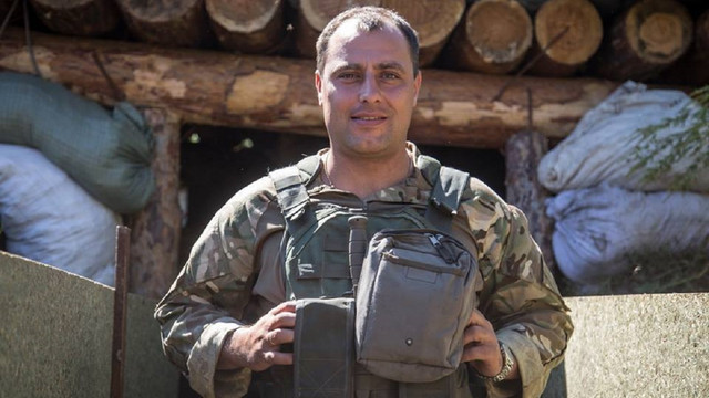 Новим керівником УДО став підполковник, що воював у Донецькому аеропорту
