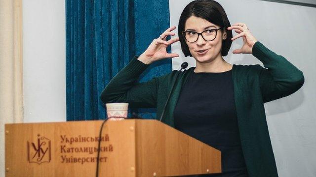 Журналістка Ірина Славінська стала лауреаткою премії Олександра Кривенка
