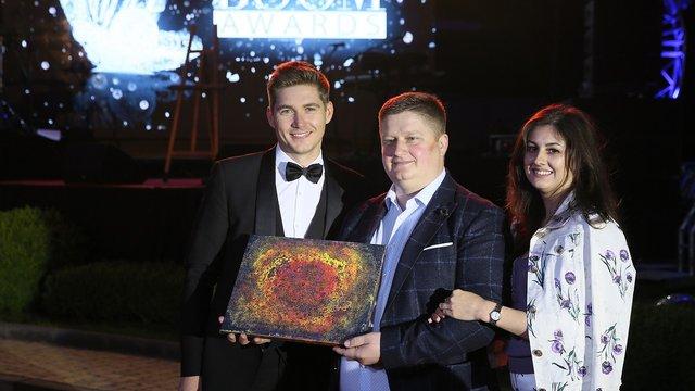 Оксана Муха та Мирослав Маринович: кого львів'яни назвали кращими на «BOOM AWARDS-2019»