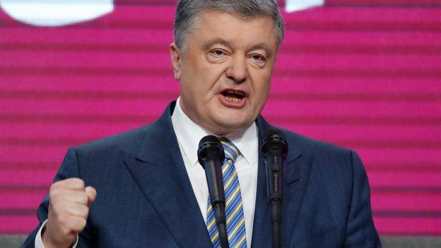 Петро Порошенко очолив «Європейську солідарність»