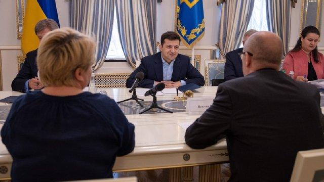 В Україні сформували новий склад Ради нацбезпеки і оборони